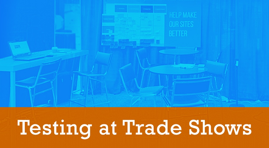 Testing at Trade Shows Article Cover Image